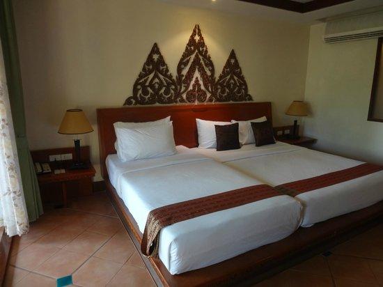 Anyavee Ao Nang Bay Resort: Flotte store værelser