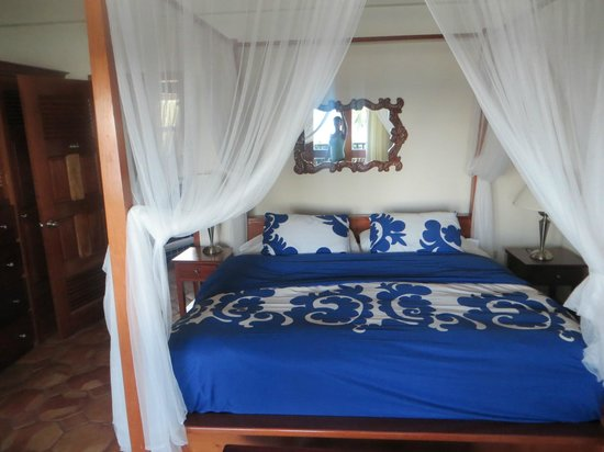 Belizean Dreams: The bedroom