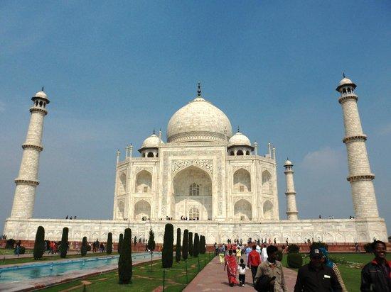 Taj Mahal, near Priya Restaurant