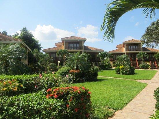 Belizean Dreams Resort: A room around the hotel