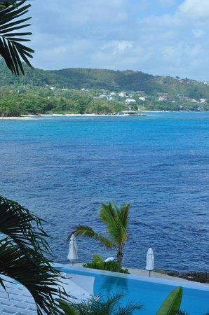 Round Hill Hotel & Villas: Beach