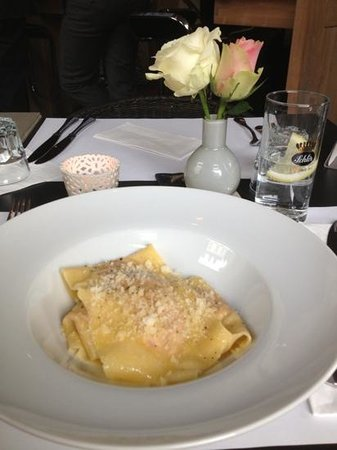 Ess Bar: the best ravioli