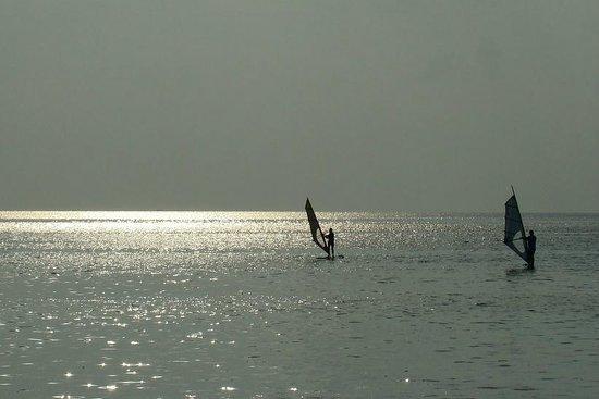 Olhuveli Beach & Spa Maldives: sunset