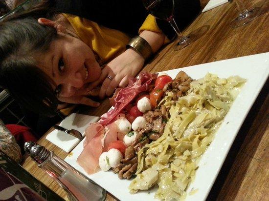 Le Fuxia: heerlijke aperitiefhapjes
