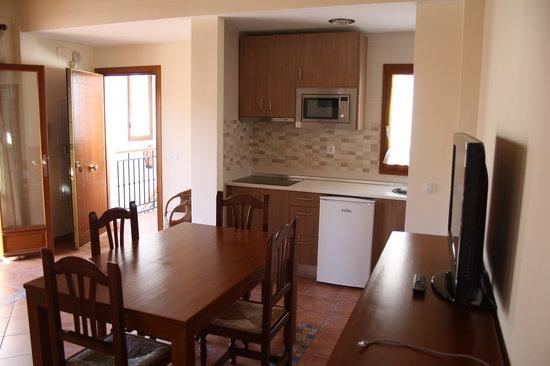 Apartamentos Abulaci : Salon