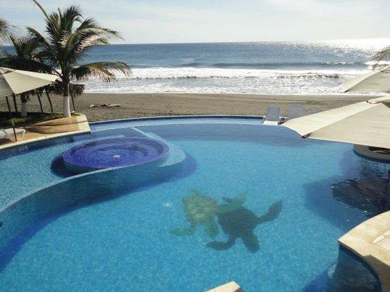 Hotel Hawaian Paradise: Pisicna