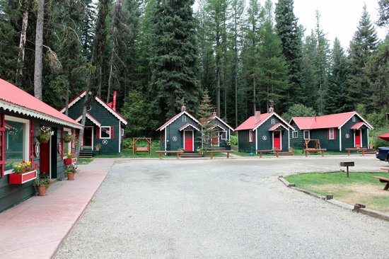 Photo of BRUNDAGE BUNGALOWS McCall