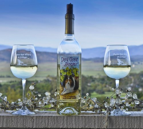 Eagles Nest Winery: Salud!