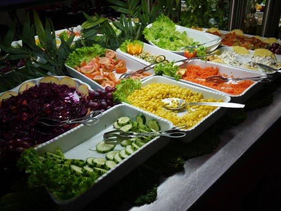 Costelão Gaucho: Salad bar