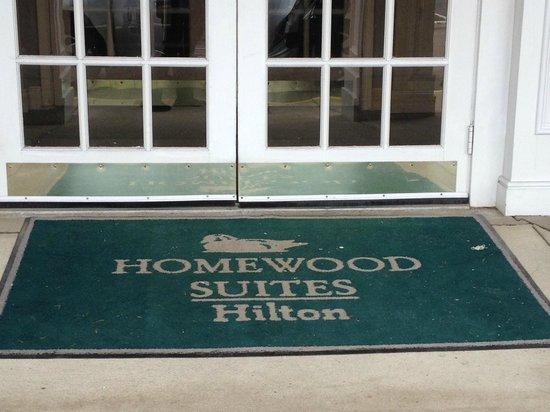 Homewood Suites by Hilton Hartford/Windsor Locks : Entrance