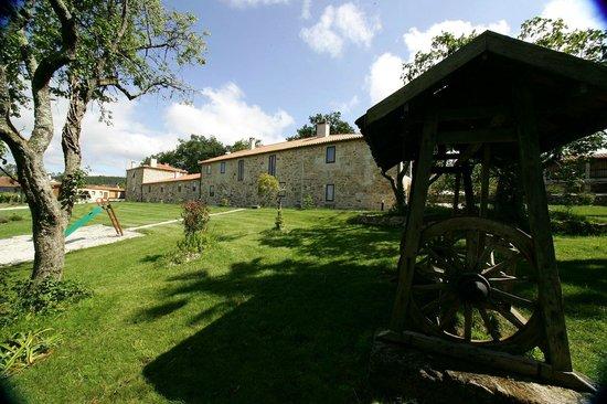 Casa da Botica de Loimil