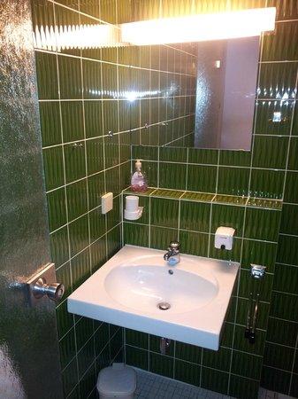 Parkhotel Weinperle : Baño funcional