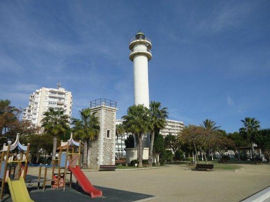 Hotel Torremar: Fario de Torre de Mar-Málaga