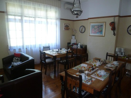 Atforest Guest House: Dining Room