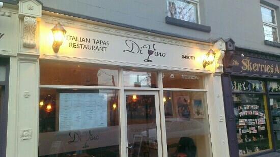 Divino Italian Tapas Restaurant: Di Vino