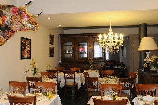 Beausoleil : salle à manger