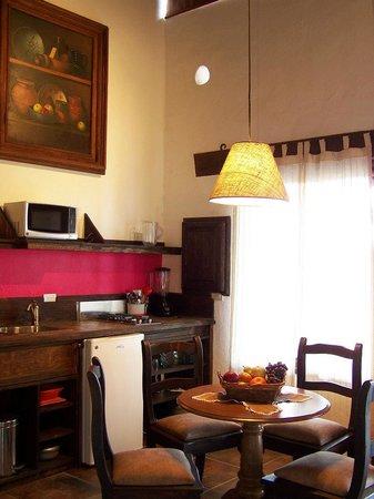 Villa Cassis: Cocineta de la Suite Especial
