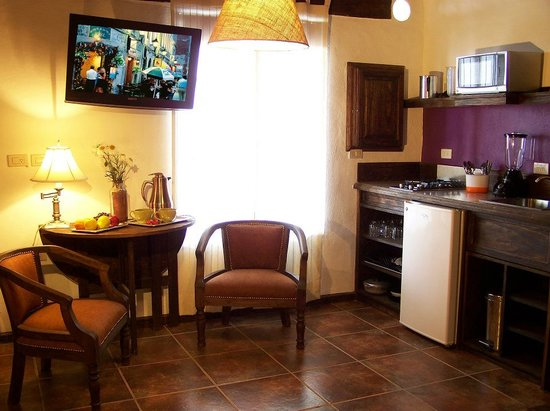 Villa Cassis: Interior de la Suite Mini