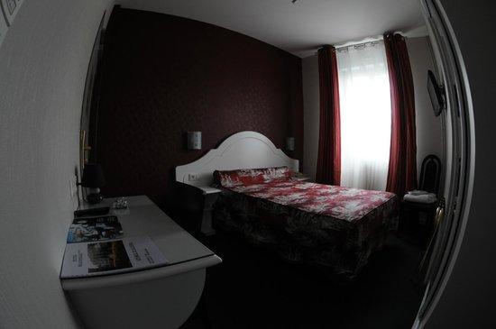 Beausoleil : chambres