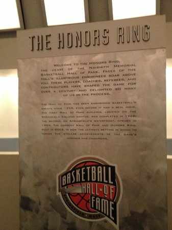 Basketball Hall of Fame: Articles