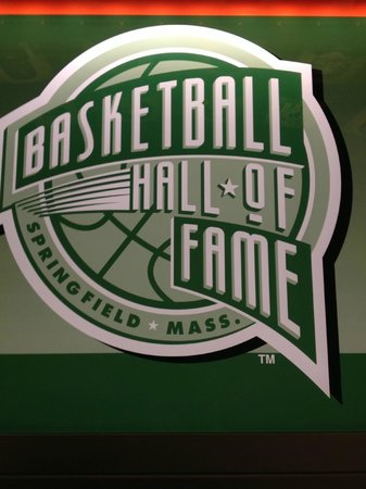 Basketball Hall of Fame: Logo