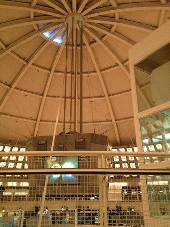 Basketball Hall of Fame: Inside