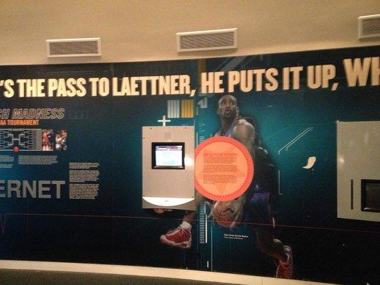Basketball Hall of Fame: TV Section