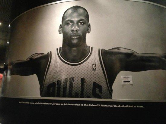 Basketball Hall of Fame: Favorite