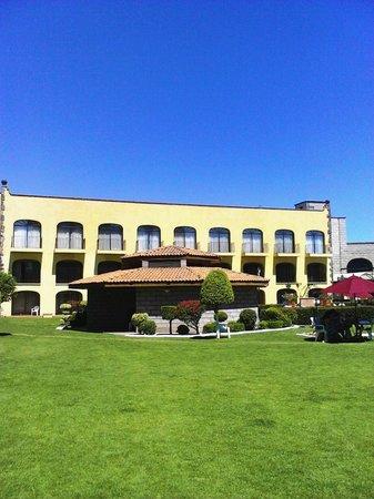 Holiday Inn Queretaro Centro Historico : Ala derecha