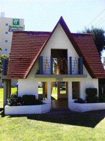 Holiday Inn Queretaro Centro Historico : Área de juegos