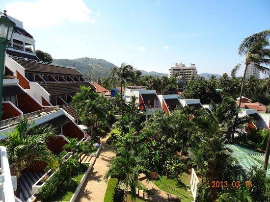 BEST WESTERN Phuket Ocean Resort: Sehr schöne Anlage