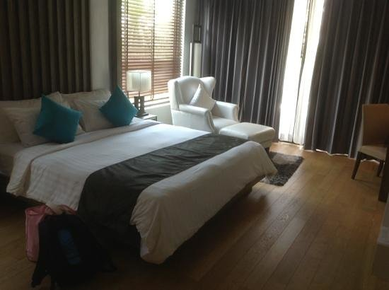 Wyndham Sea Pearl Resort Phuket : chambre