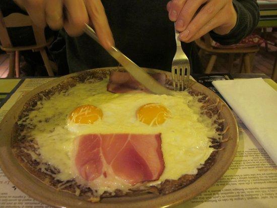 Creperie La Suzette : Crepe