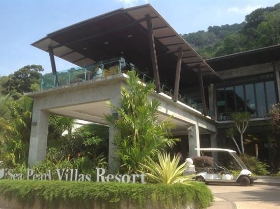 Wyndham Sea Pearl Resort Phuket : restaurant pour prendre le petit dejeuner