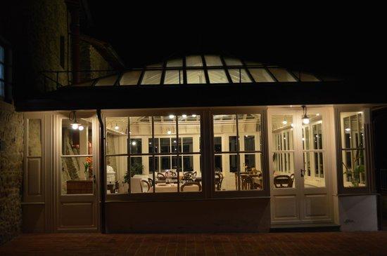 Le Lappe: ristorante dall'esterno