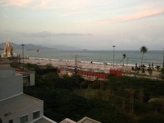 Galaxy Hotel Nha Trang: view from our room