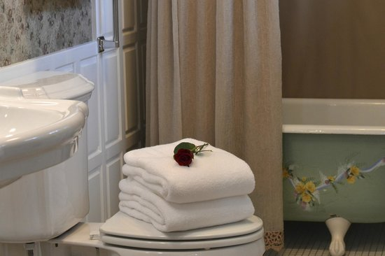 The Ivy House Bed and Breakfast : Baltic Ivy Bath