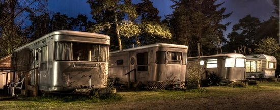 Sou'wester Lodge: Vintage Trailers to Stay In