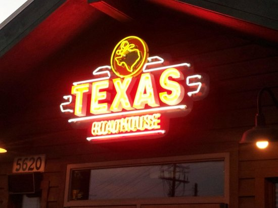 Texas Roadhouse: L'entrée