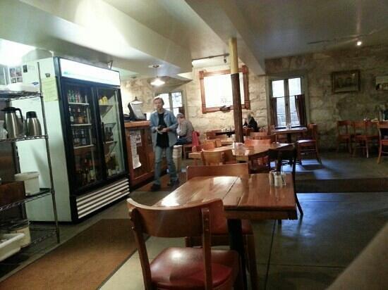 Rathskeller Restaurant : Thursday morning rush...