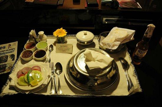Vivanta by Taj - Blue Diamond: Room service