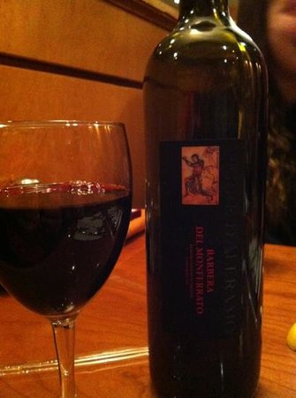 Faccia Luna: half price Tuesday on selected wines