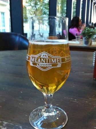 DoubleTree by Hilton Hotel London - West End: meantime
