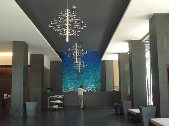 Novotel Phuket Kata Avista Resort and Spa: reception