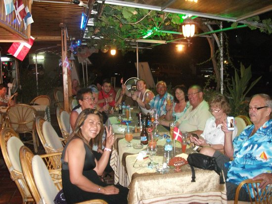 Groften Restaurant: Engagement Party
