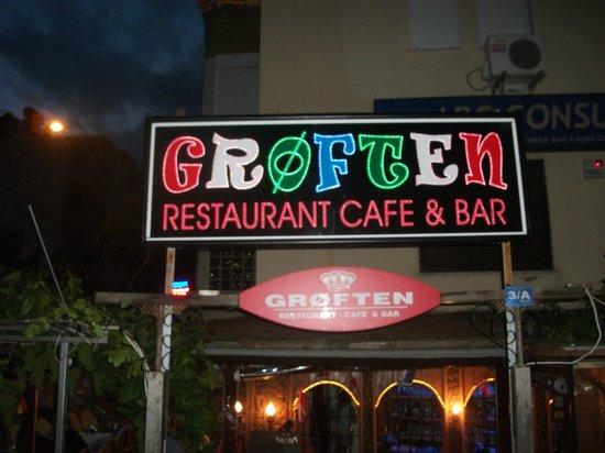 Groften Restaurant: Come Relax enjoy