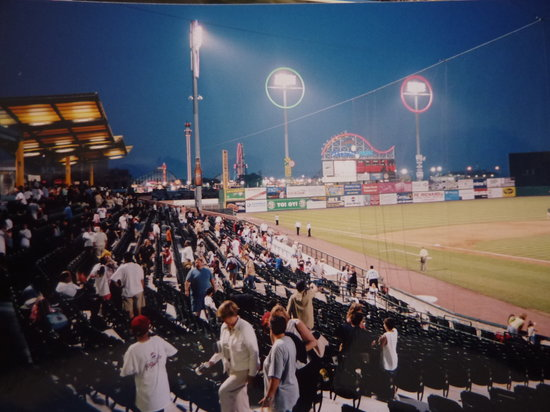 ‪Brooklyn Cyclones Baseball - MCU Park‬