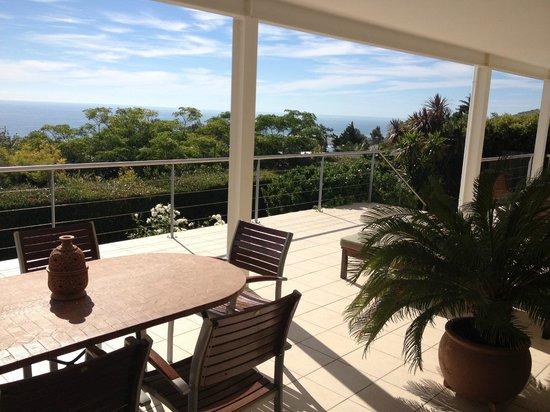 Entabeni Guest House: balcony