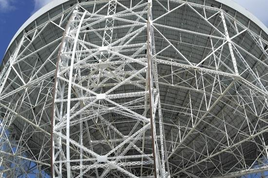 Jodrell Bank Discovery Centre: 4-4-13