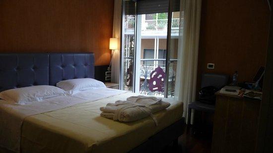 Victoria Hotel: Camera da letto
